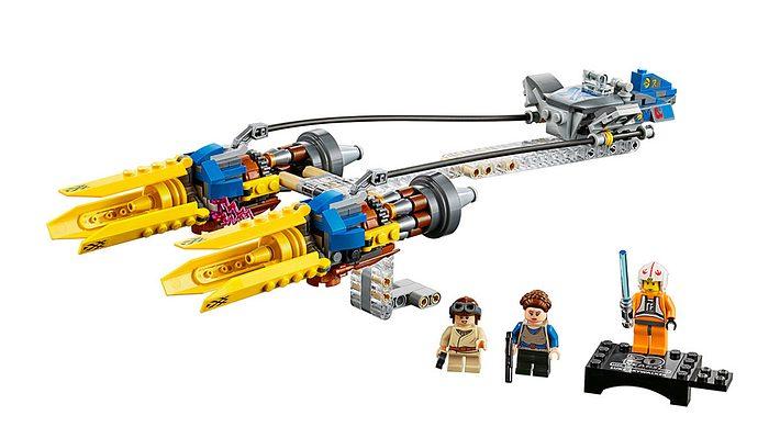 Anakin's Podracer - Foto: Lego