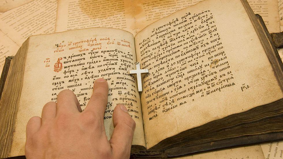 Apokryphen: Ist die Bibel das meistzensierte Buch der Welt?