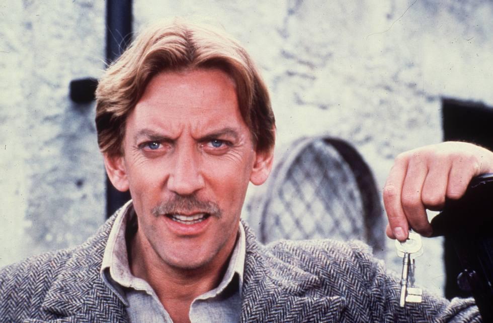 Was macht Donald Sutherland heute?