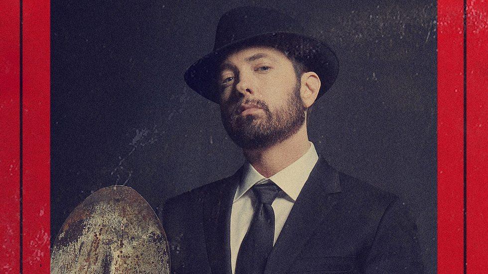 Völlig überraschend: Rap-Star Eminem hat neues Album veröffentlicht