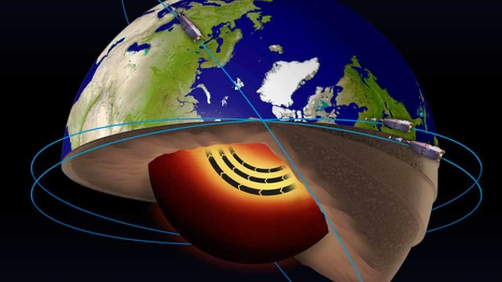 Forscher entdecken: Im Erdkern fließt ein Fluss aus Eisen