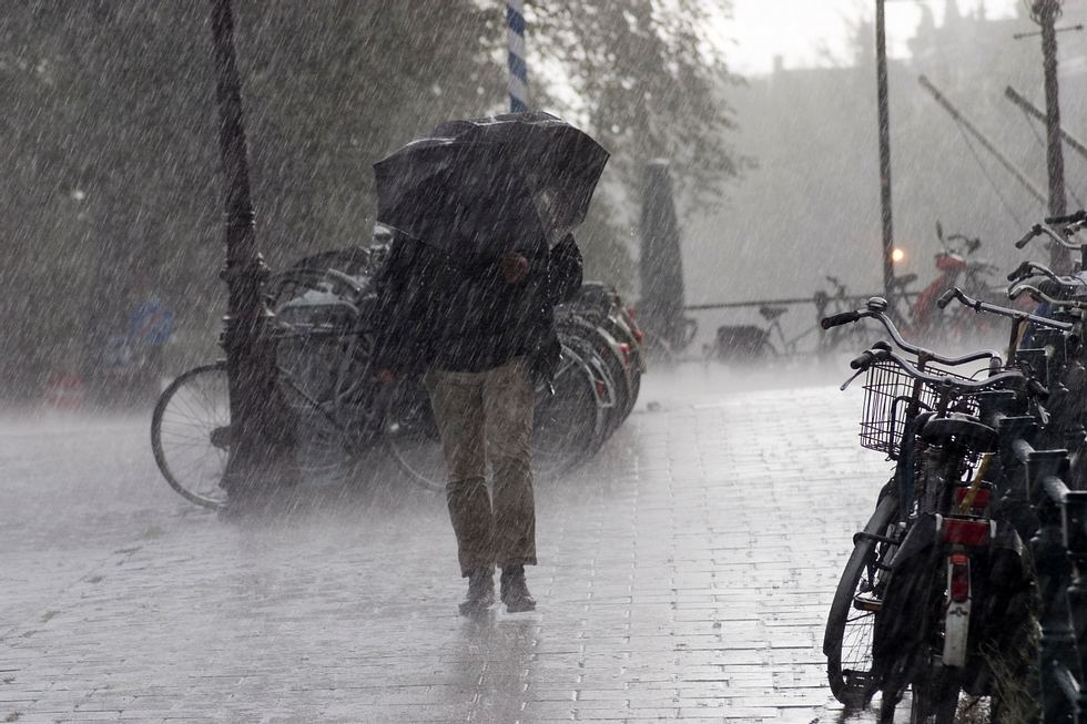 Wochenend-Wetter: Achtung, jetzt wird's stürmisch!