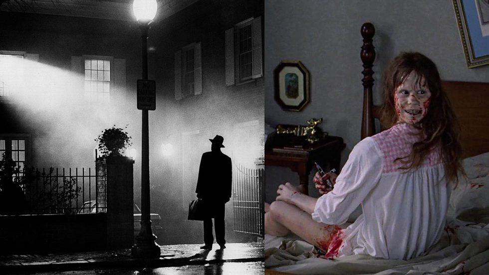 """Verbotener Trailer zu """"Der Exorzist"""" aufgetaucht – zu brutal für die Öffentlichkeit"""