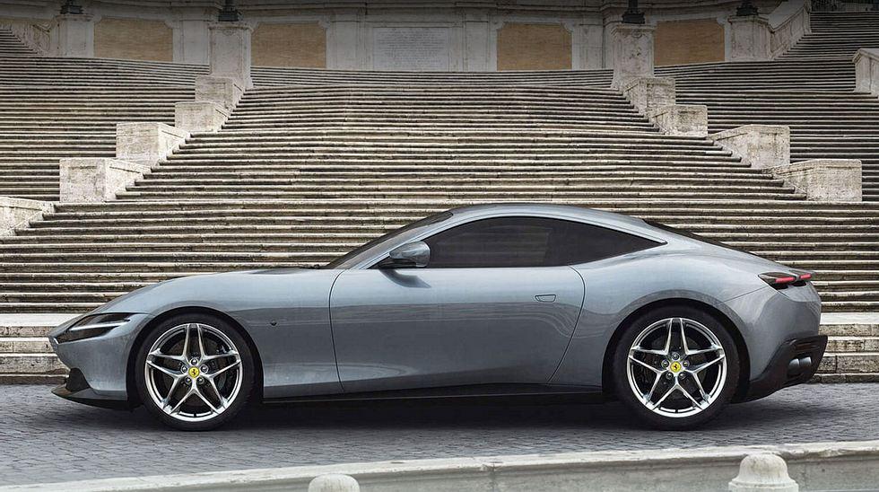 """Ferrari enthüllt neues Supercar """"Roma"""""""