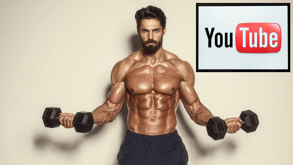 Top 5: So viel verdienen die beliebtesten Fitness-YouTuber