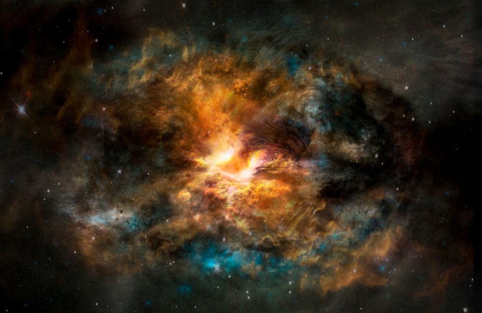 Astrophysiker warnen vor Zombie-Sternen