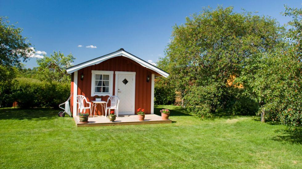 Gartenhaus mit Terrasse | Die besten Modelle 2019 ...