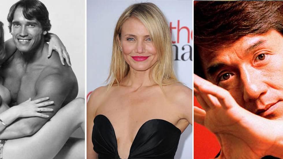 10 Hollywood-Stars, die eine schlüpfrige Vergangenheit haben