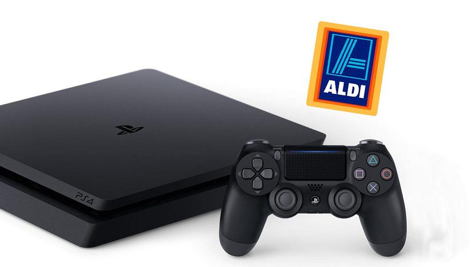 Aldi-Hammer: Playstation 4 kommt in die Regale