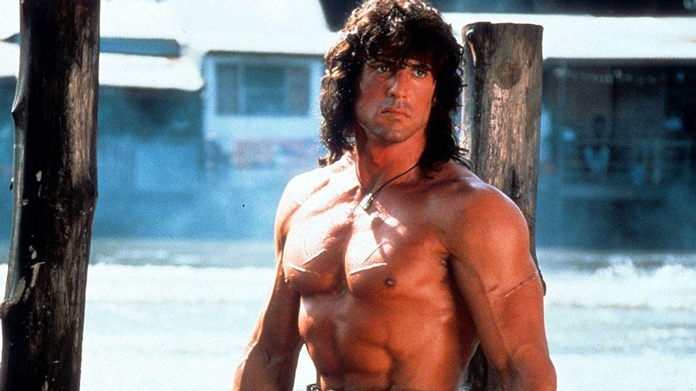 """""""Rambo"""": 20 unglaubliche Fakten zur Filmreihe mit Sylvester Stallone"""