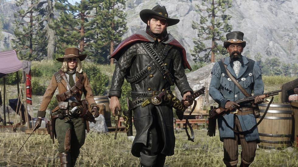 """Red Dead Redemption 2"": Trailer zeigt verbesserte Grafik"