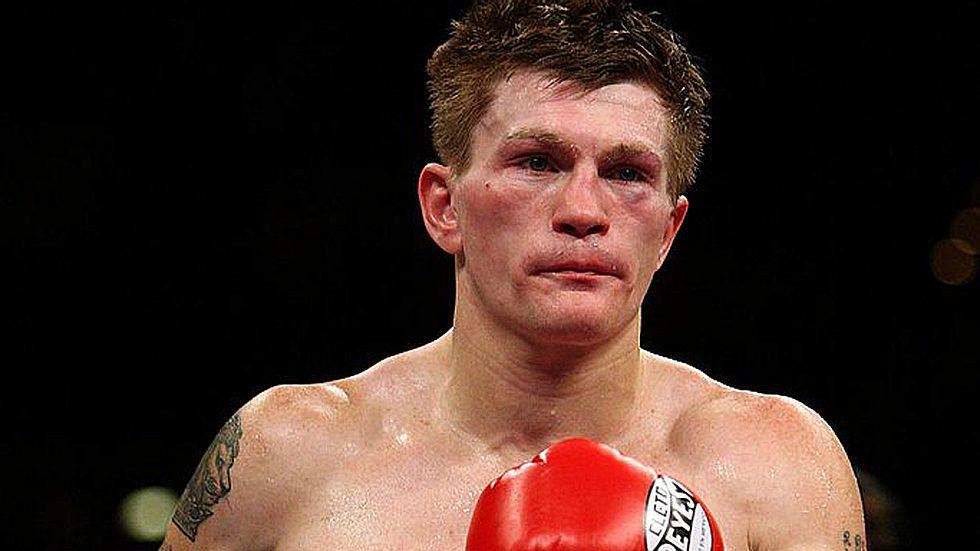 Ex-Boxweltmeister Ricky Hatton eskaliert auf Mykonos