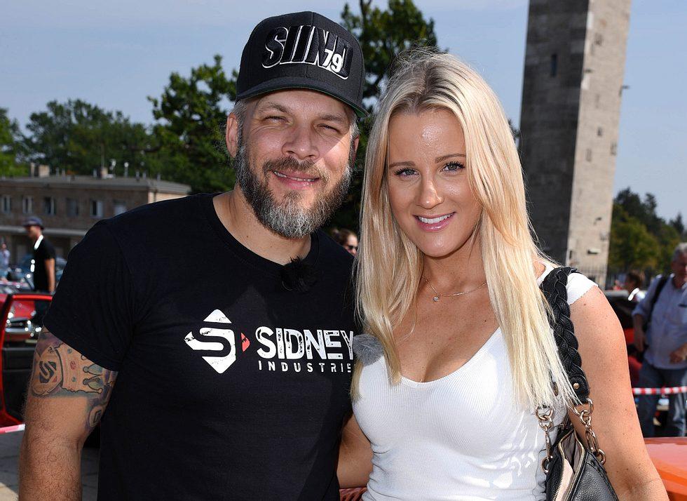 Sidney Hoffmann und seine Promi-Freundin lassen die Bombe platzen