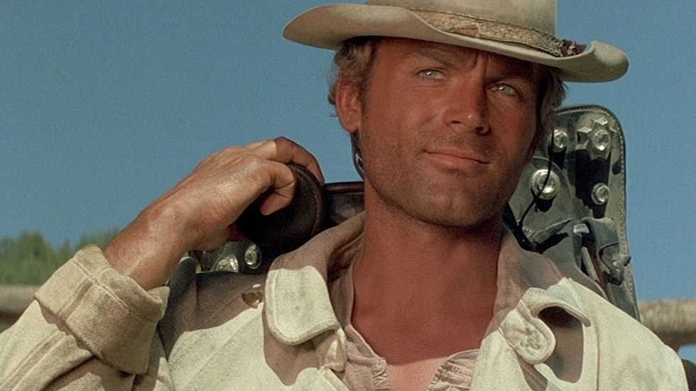 Was macht Terence Hill heute?