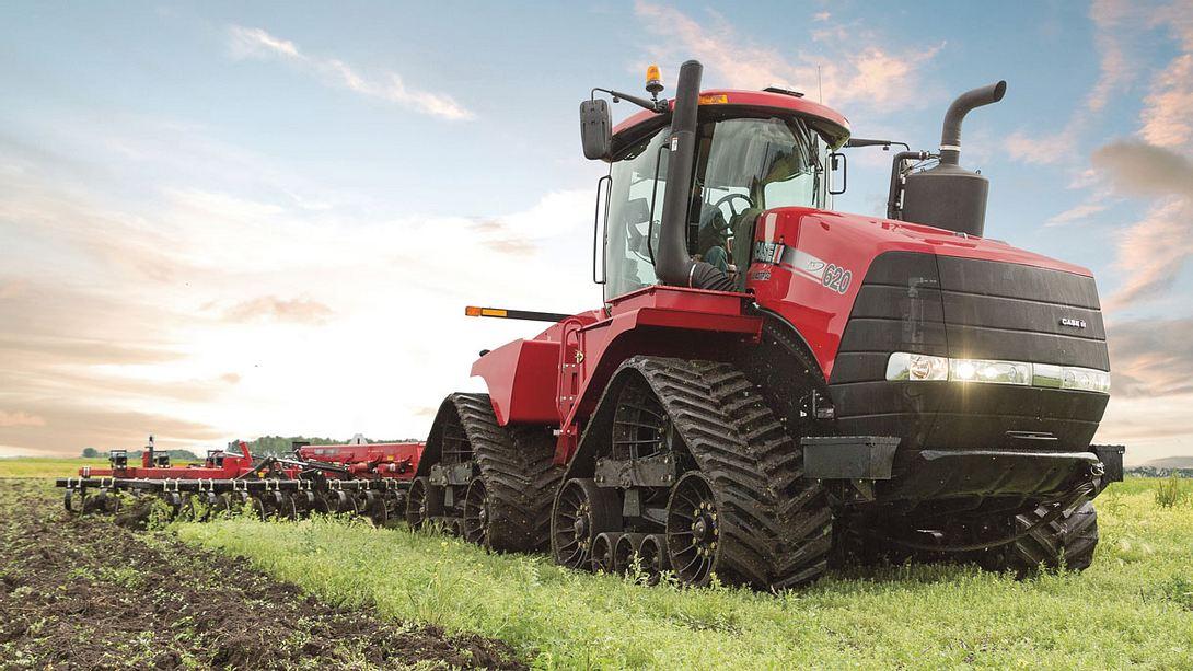 Turbo-Traktoren: Die 10 stärksten Trecker der Welt