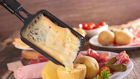 Raclette-Rezepte:10 Pfännchen-Gerichte für Männer