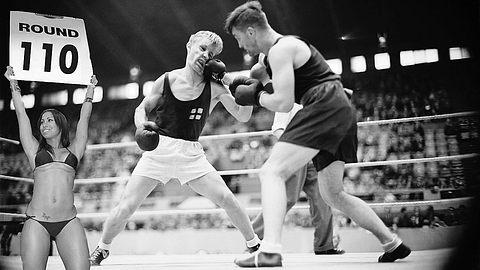 Der längste Boxkampf aller Zeiten - Foto: Getty Images/ Central Press (Collage Männersache)