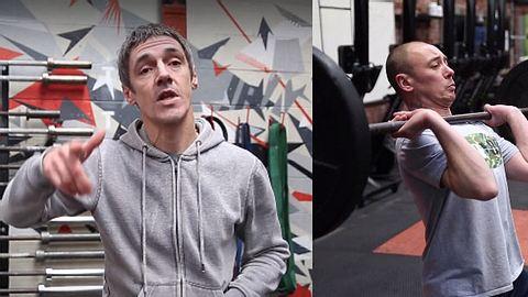 Das 180 Recovery Project will Drogensüchtige mithilfe von CrossFit wieder in die Spur bringen - Foto: YouTube / Crossfit Clitheroe