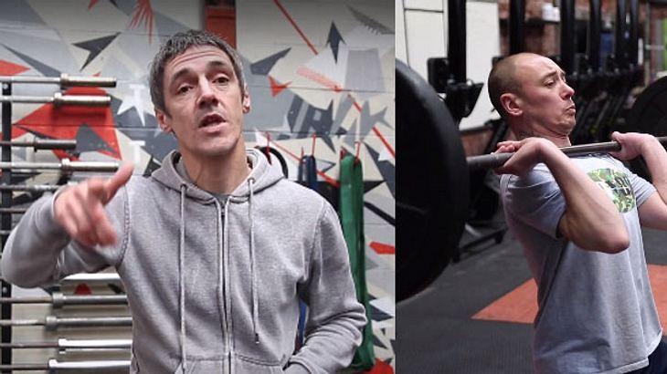 """Das """"180 Recovery Project"""" will Drogensüchtige mithilfe von CrossFit wieder in die Spur bringen"""