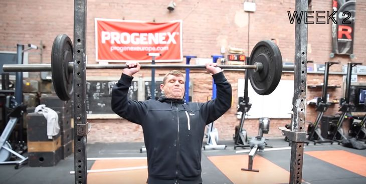 180 Recovery Project: Mit CrossFit in ein neues Leben