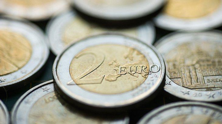 Diese 2-Euro-Münze ist 1.600 € wert - hast du sie im Geldbeutel?