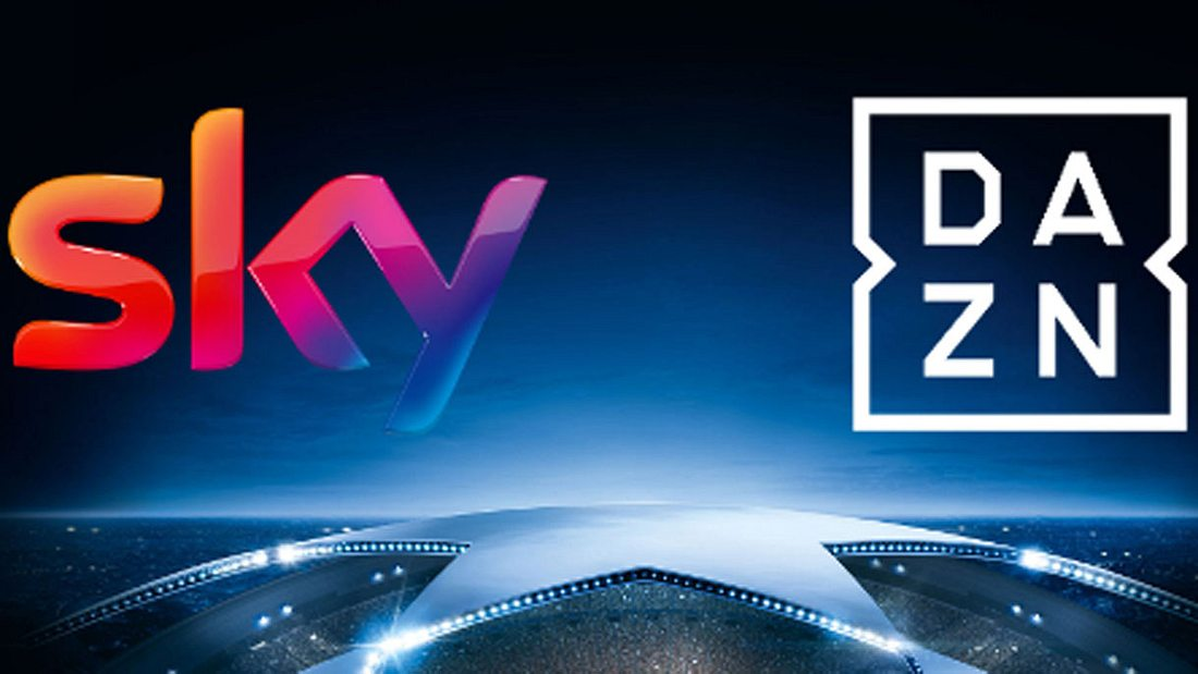 Champions League: Ab 2018 nur im Pay-TV bei Sky oder DAZN