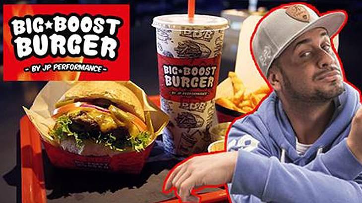 j p kraemer zeigt seinen fetten burger laden m nnersache. Black Bedroom Furniture Sets. Home Design Ideas