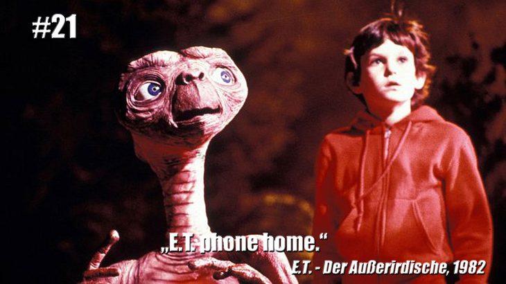 E.T, Der Außerirdische (1982)