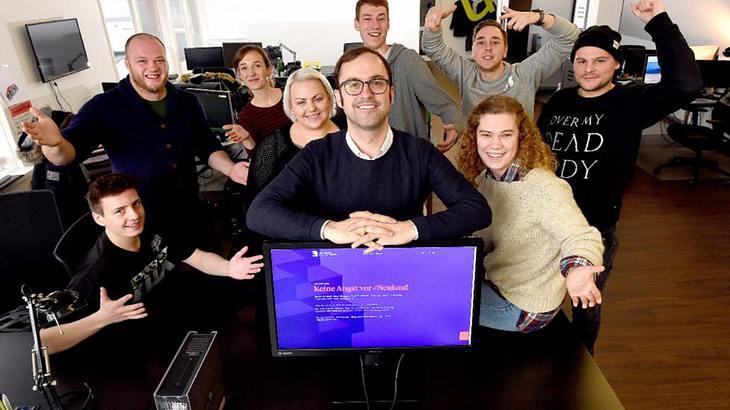 25-Stunden-Woche: Die Bielefelder Firma Rheingans Digital Enabler