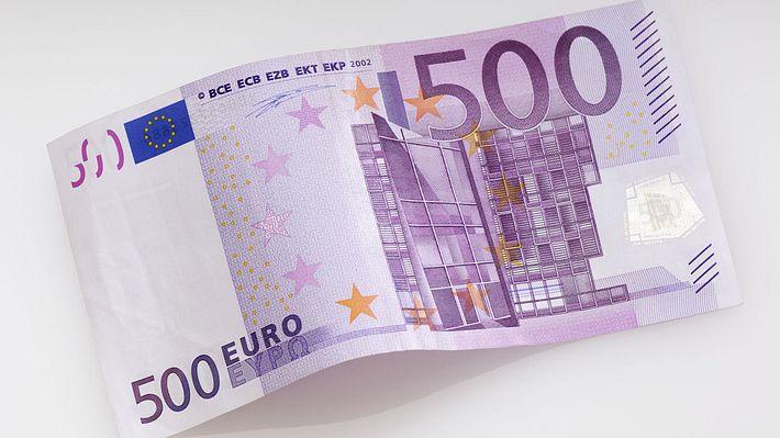 500-Euro-Schein - Foto: iStock / acilo