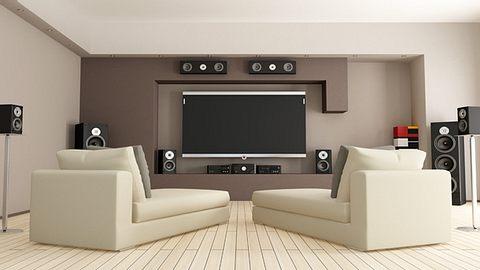 7.1 Soundsystem für Kinosound - Foto: iStock