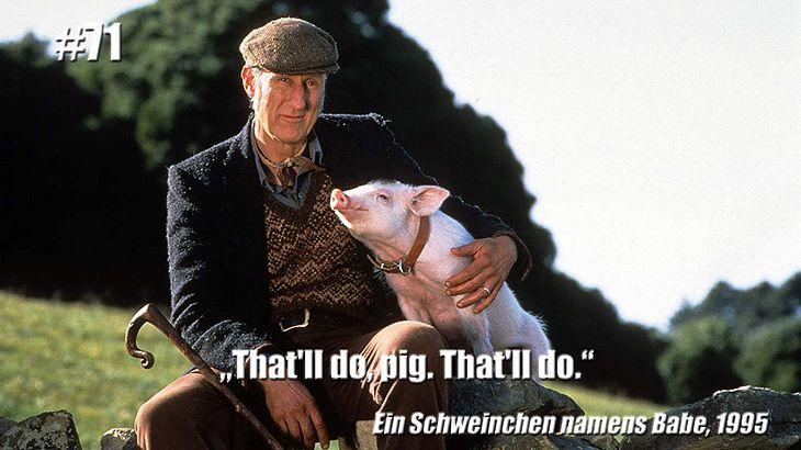 Ein Schweinchen namens Babe (1995)