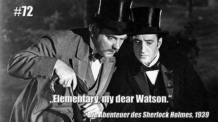 Die Abenteuer des Sherlock Holmes (1939)