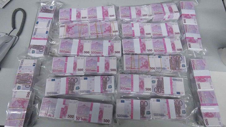 Acht Millionen Euro