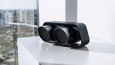 Porsche Design: Dieser Lautsprecher erfüllt Vorbildfunktionen - Foto: Porsche Design