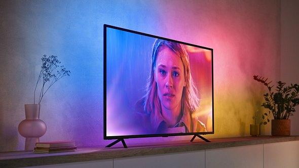 Fernseher - Foto: Signify