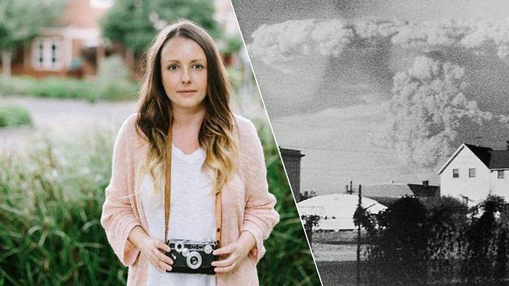 Frau kauft alte Kamera. Was sie auf dem Film entdeckt, ist unglaublich!