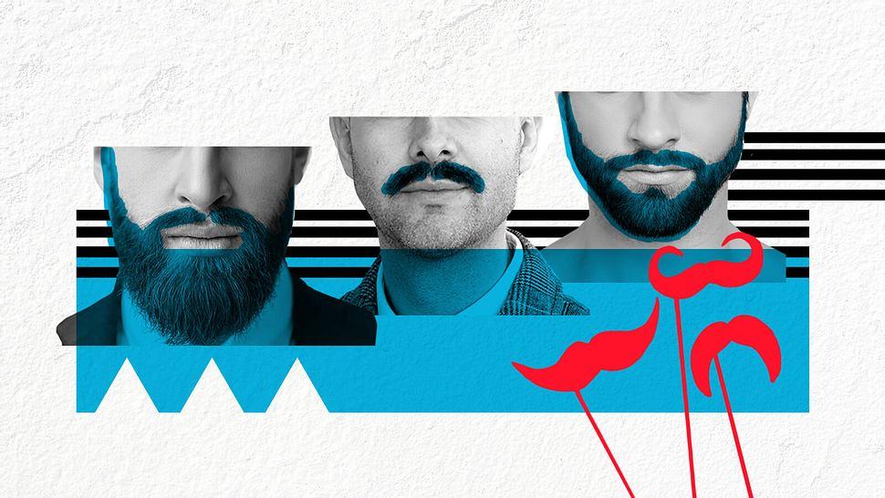 Bartfrisuren: Die besten männlichen Bart-Styles