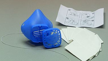 Playmobil bringt wiederverwertbaren Nase-Mund-Schutz auf den Markt