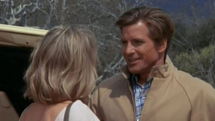 "Dirk Benedict als ""Face"" in A-Team"