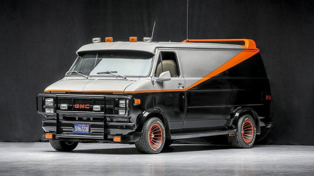 A-Team-Van - Foto: Worldwide Auctioneers