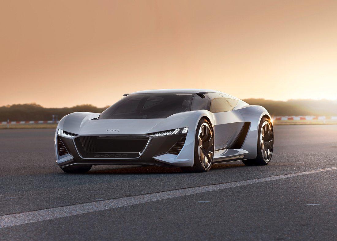 Von 8 auf 88 in 8 Sekunden: Audi PB8 E-Tron   Männersache   audi luxury sports car