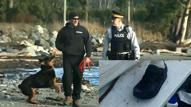 Fragen häufen sich, nachdem der 13. abgetrennte Fuß an einem Strand gefunden wurde