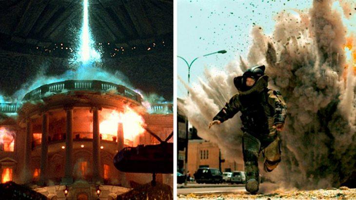 Quiz: Schafft du es die Explosionen dem korrekten Film zu zuordnen?