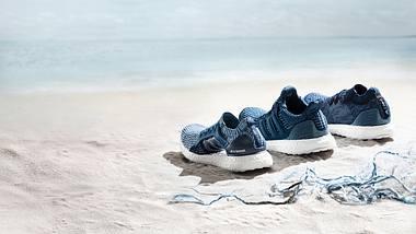 Adidas versus Plastik: Eine Million Sneaker aus Müll