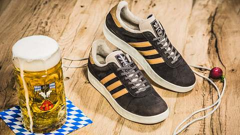 Prost: Adidas launched trinkfeste Oktoberfest Originals