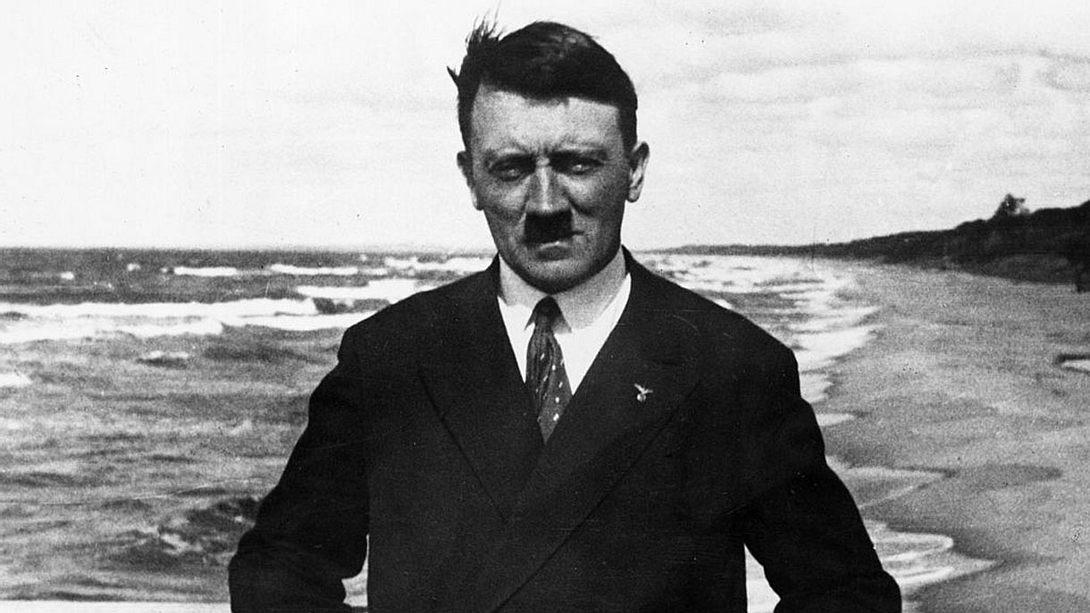 Adolf Hitler - Foto: Getty Images / Keystone