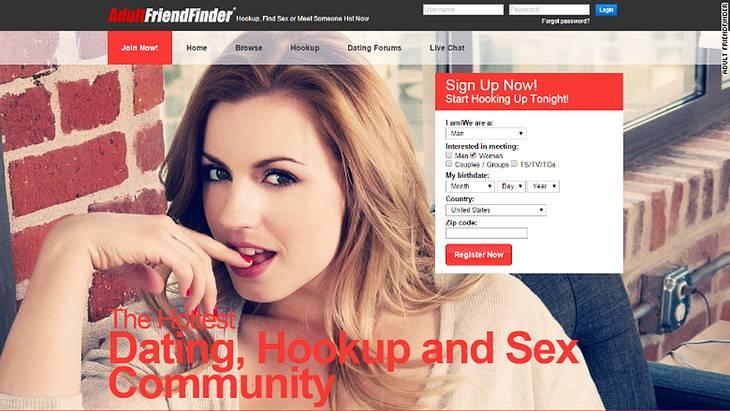 Das Sex- und Dating-Netzwerk Friend Finder wurde 2016 erneut gehackt