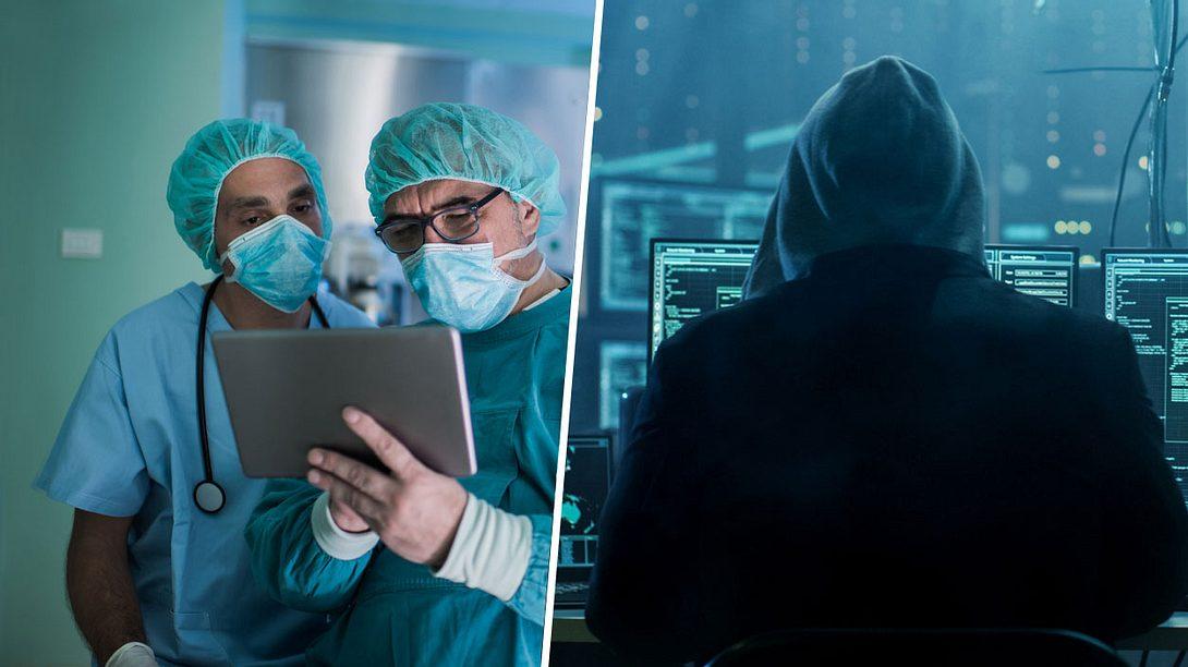 Können Operationssääle gehackt werden? - Foto: iStock / BraunS / gorodenkoff (Collage Männersache)