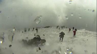Ätna-Ausbruch: BBC-Video zeigt dramatische Situation - Foto: Screenshot Twitter / BBC News